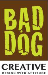 BAD DOG CREATIVE ApS